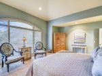 Master Bedroom with Private Bath at 9 Beach Lagoon