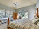 Master Bedroom with Twin Daybed at 9 Beach Lagoon