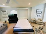 Second Upstairs Bedroom Features Twin Bunk Beds at 9 Beach Lagoon