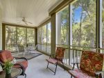 Screened Porch at 8101 Wendover Dunes