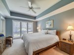 Master Bedroom at 8101 Wendover Dunes