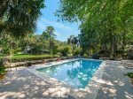 13 St Andrews Place Pool in Sea Pines Plantation
