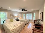 Master Bedroom with King Bed at 18 Wagon Road