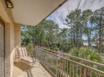 Large Wrap Around Balcony at 1873 Beachside Tennis