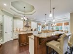 Large Updated Kitchen at 159 Mooring Buoy