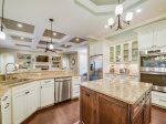 Kitchen with Stainless Steel Appliances at 159 Mooring Buoy
