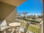 Main Balcony Offers Ocean Views at 6106 Hampton Place