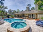 Enjoy Relaxing Around the Pool at 16 Heath Drive