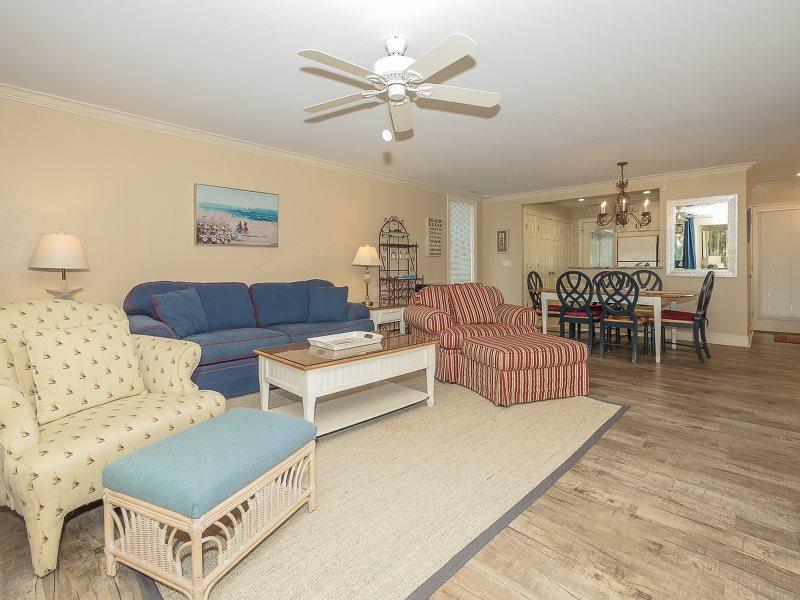 Sea Pines Villa Rentals 51 Woodbine Place Hilton Head