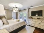 Master Bedroom with King Bed at 2 Club Course