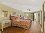 Guest Bedroom with Two Queen Beds at 2412 Villamare