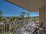 Large Wrap Around Balcony Offers Ocean Views from Any Room at 113 Barrington Court