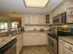 Kitchen with New Stainless Steel Appliances in 2014 at 113 Barrington Court