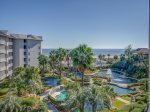 Beautiful 4th Floor Ocean and Water Garden Views at 1402 SeaCrest