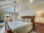 Master Bedroom with Private Bath at 11 Myrtle Lane