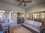 Screened Porch at 2 Pine Court