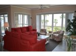 Panormaic Ocean Views from Living Room at 4207 Windsor Court North