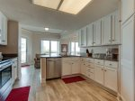 Kitchen with Stainless Steel Appliances at 4207 Windsor Court North