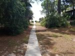 Paved Beach Path from 10 Laughing Gull