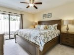 Guest Bedroom with King Bed at 20 Ruddy Turnstone