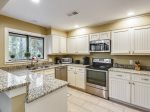 Updated Kitchen with Breakfast Bar at 20 Ruddy Turnstone