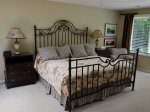 Master Bedroom with King Bed at 2 Ruddy Turnstone