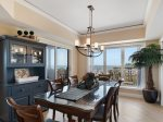 Enjoy the Ocean Views from Dining Area with Seating for Six at 5209 Hampton Place