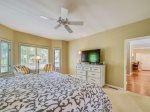 Master Bedroom with Private Bath at 3 Troon