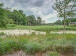 Beautiful Views of the Atlantic Dunes Golf Course in Sea Pines from 57 Woodbine Place