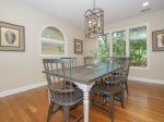 Dining Room with Seating for Six at 25 Wildwood Road
