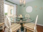 Dining Area with Seating for Six at 856 Ketch Court