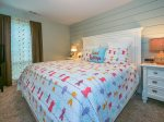 Master Bedroom with King Bed at 856 Ketch Court