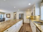 Beautiful Kitchen with Stainless Steel Appliances at 4 Driftwood