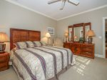 Upstairs Guest Bedroom with King Bed at 66 Dune Lane