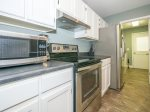 Kitchen with Attached Laundry Room at 204 Tennis Master