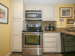 Fully Equipped Kitchen at 3424 Villamare