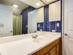 Shared Jack N Jill Bath with Shower/Tub Combo at 510 Queens Grant