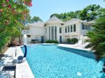 16 Sea Oak Lane is a Beautiful Ocean Front Home in South Forest Beach
