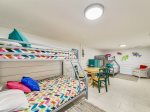 Large Bunk Room with Private Bath at 16 Sea Oak Lane
