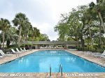 Community Pool at Hilton Head Cabanas