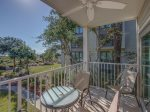 Private Balcony with Ocean Views at 2H Beachwood Place