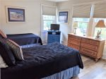 Upstairs Master Bedroom with King Bed at 11 Beachside Drive