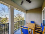Private 3rd Floor Balcony Overlooking Coligny Plaza at 304 North Shore Place