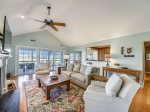32 Lands End Overlooking Braddock Cove in Sea Pines Plantation