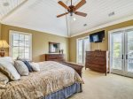 Master Suite with King Bed at 7 Armada
