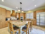 Spacious Kitchen at 90 Sandcastle Court