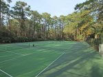 Community Tennis Courts at Lighthouse Tennis Villa