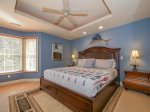 Guest Bedroom with King Bed at 216 Cordillo Parkway