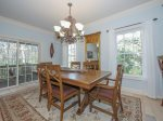 Dining Table with Seating for Six at 216 Cordillo Parkway