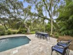 Pool at 35 South Sea Pines Drive